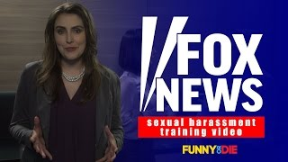 Fox News Sexual Harassment Training Video