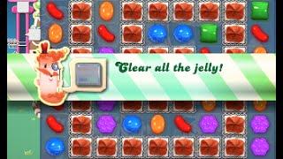 Candy Crush Saga Level 143 walkthrough (no boosters)