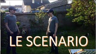 LE SCENARIO (court métrage) - HADRISUPERCON