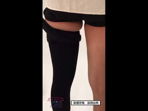 韓國salua 科學壓力提臀塑腿褲襪 200M 第二代 黑色/膚色 首爾的家