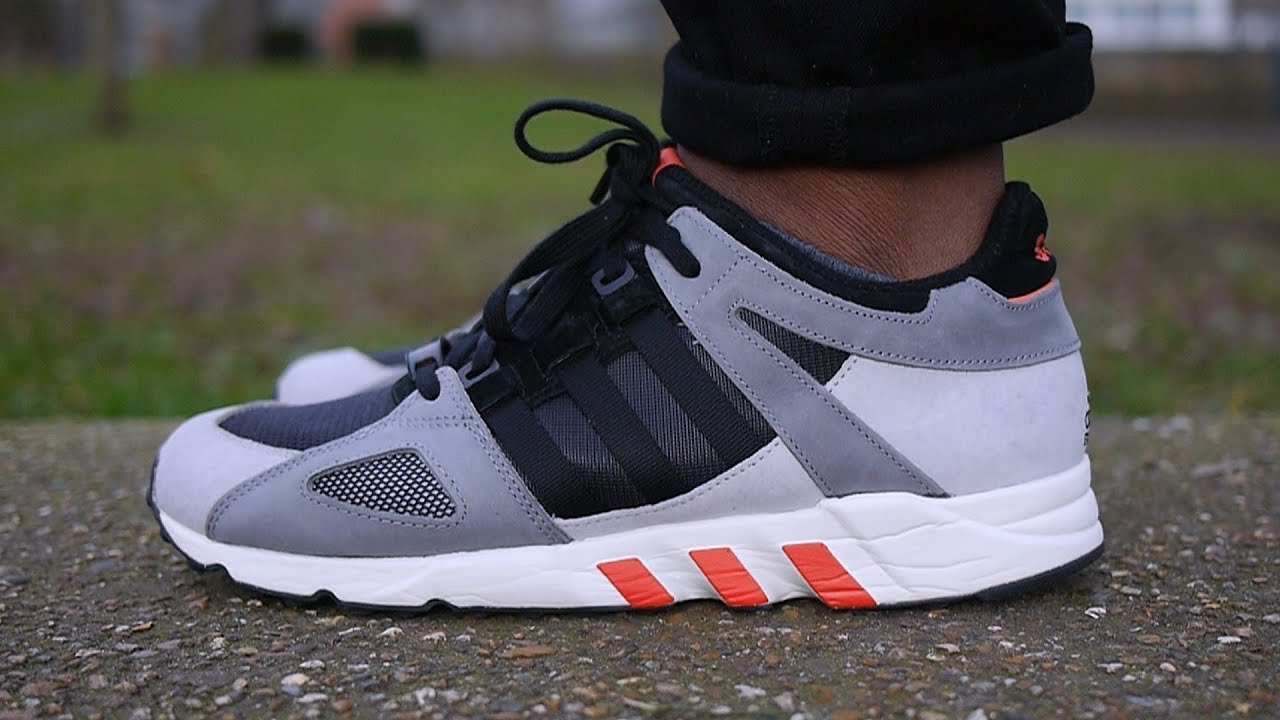 00eb6abeef03 Adidas x SoleBox EQT Running Guidance 93 Review   On Feet (Grey ...