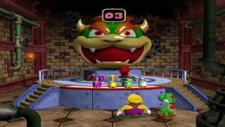 WiiLikeToPlay - Mario Party 4 (Funny Moments)