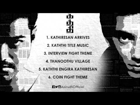 Kaththi-BGM-Jukebox-100 Days-Celebration-Anirudh-Vijay