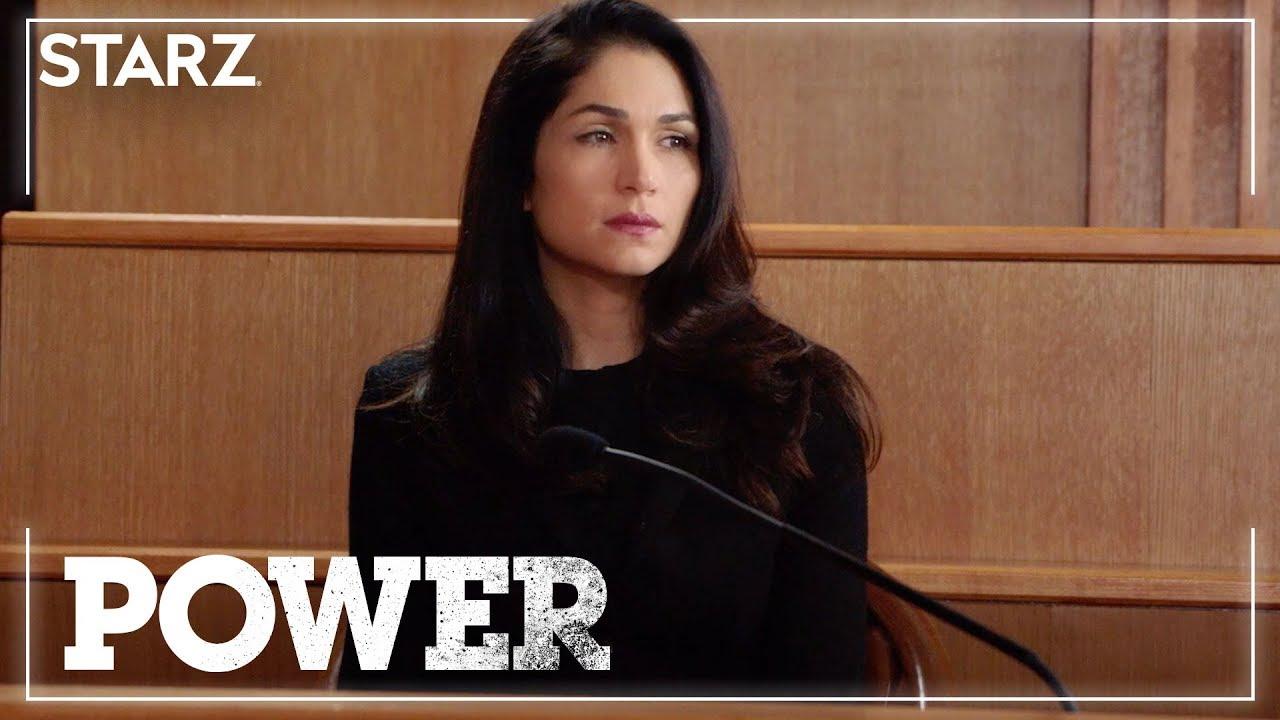 Download R.I.P. Angela Valdes | Power Season 6 | STARZ