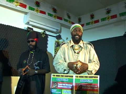 Capleton - Reign of Fire Medley - Pt. 1 mp3