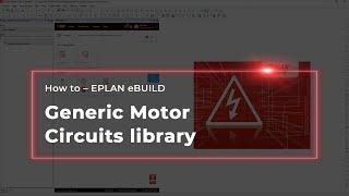 EPLAN eBUILD: Generic motor circuits