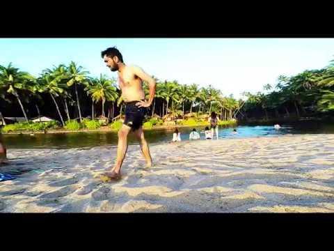 COLA BEACH GOA - INDIA 2017- TIMELAPSE