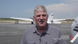 Franklin Graham Shares the Impact Chaplains Are Having in Florida