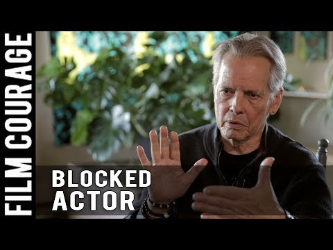 How To Deal With A Blocked Actor On A Movie Set by Mark W. Travis