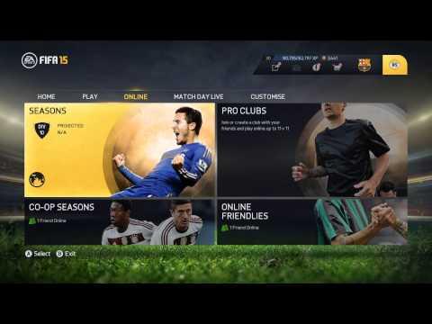 Analisis AllGames FIFA 15
