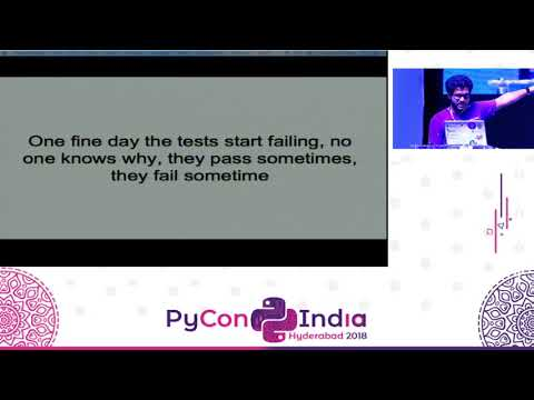 Image from [Lightning Talk] Failure of the Tests
