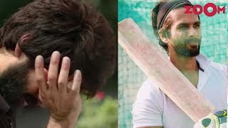 Here's why Shahid Kapoor CRIED 4 times after watching Jersey | Bollywood News