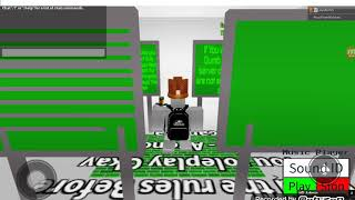 Roblox with JoeyD2015