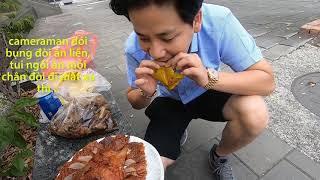 Kết thúc seri Đông Bắc Á - Khoa Pug hớn hở được cameraman dắt đi mác sa