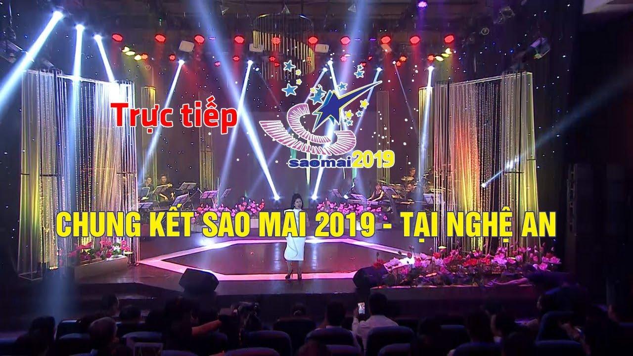Trực tiếp: Chung kết Sao Mai 2019 tại Nghệ An