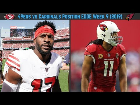 49ers-vs-cardinals-week-9-tnf,-who-has-the-edge-position-by-position?-(2019)