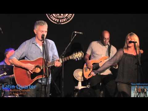 """New Millionaires"" | LATIN QUARTER REUNITED Live"