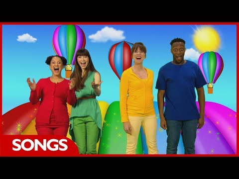 CBeebies House Songs   Colour Carnival Song