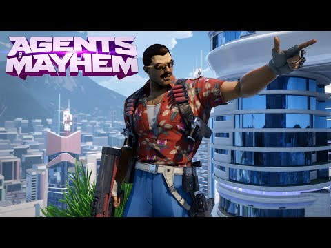 Agents of Mayhem - Magnum Sized Action