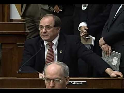 Rep. Capuano on the use of Funds under the Troubled Asset Recovery Program