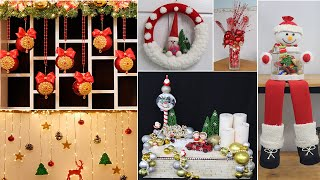 10 Diy christmas decorations 2021🎄 New Christmas decoration ideas 🎄 2