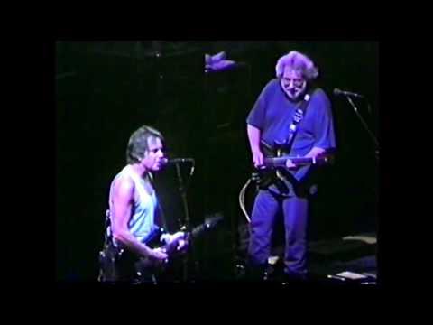 "Grateful Dead ""Sugar Magnolia"" December 19, 1993 Oakland, CA"