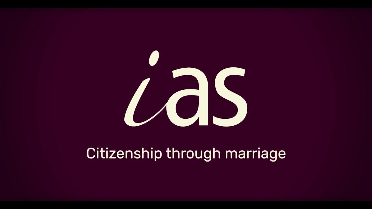 British Citizenship by Marriage | British Naturalisation UK | IAS