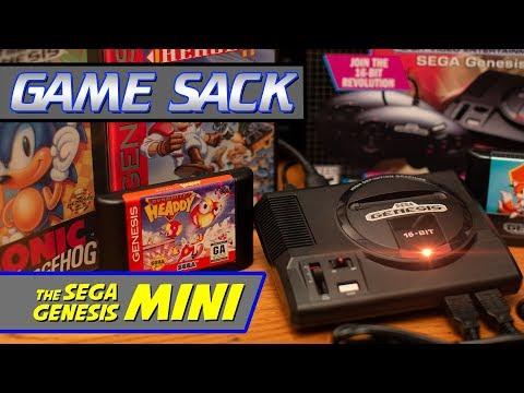 The Sega Genesis MINI - Review - Game Sack