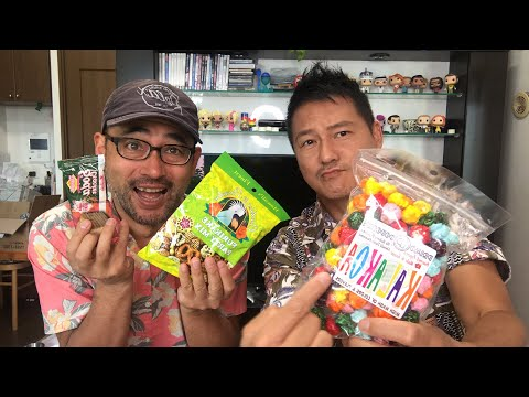 Trying Hawaiian Snacks stream