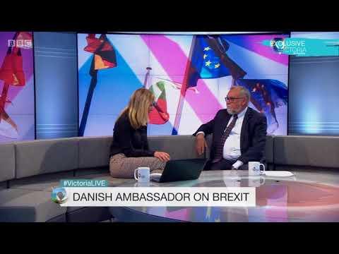 Danish Ambassador interviewed on BBC Victoria 30/08/17 - Brexit