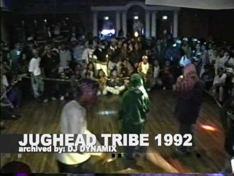 *JUGHEAD TRIBE* 1992 - Jump Around Jam - Friendship Hall - San Jose, CA