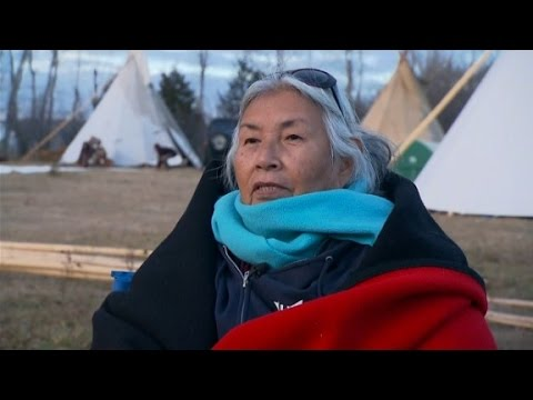 Built on sacred land: 'It's going to be a battl...