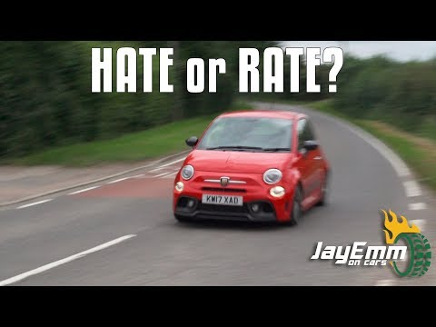 The Abarth 595 Review - A City Car for Petrolheads?