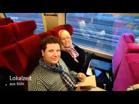 """WDR Frühschicht """"Mit dem Thalys nach Paris"""""""