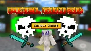 Pixel Gun 3D: Deadly Games #1 - WINNING!
