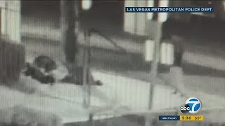 Las Vegas serial shooter on the run after targeting homeless I ABC7