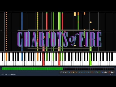 Chariots of Fire THEME SONG !!
