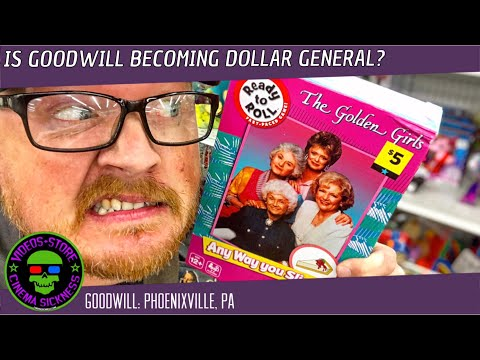 Is Goodwill Becoming Dollar General? | Goodwill: Phoenixville, PA