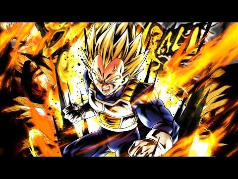 SSJ2 RAGE VEGETA IS INSANE!!   Dragon Ball Legends