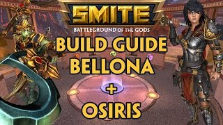 Osiris and Bellona Build Guide | Patch 4.7 | Smite Xbox One