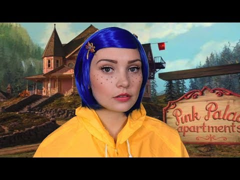 ASMR Coraline Welcomes You