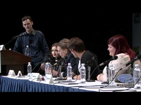 Kevin Zegers and Lily Collins Soundbites from The Mortal Instruments WonderCon Panel