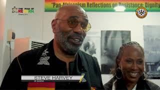 Ghana Is Home - Steve Harvey