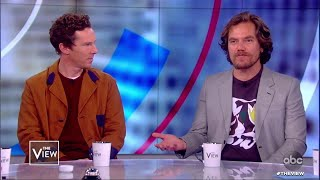 """Benedict Cumberbatch, Michael Shannon on """"The Current War"""" 