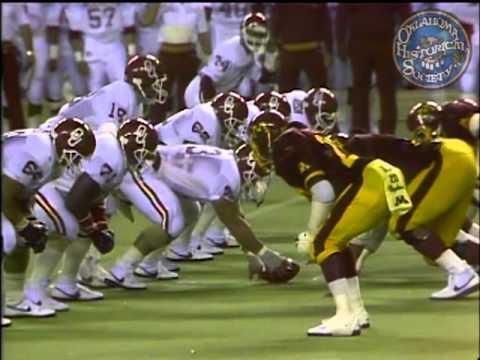 OU vs. University of Minnesota 1985