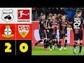 Video Gol Pertandingan Bayer Leverkusen vs Vfb Stuttgart