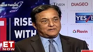 Yes Bank's Rana Kapoor On Indian Economy