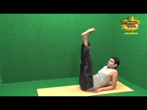 Flat Belly with Power Yoga For Abs