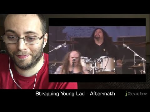 Strapping Young Lad - Aftermath Live REACTION! mp3