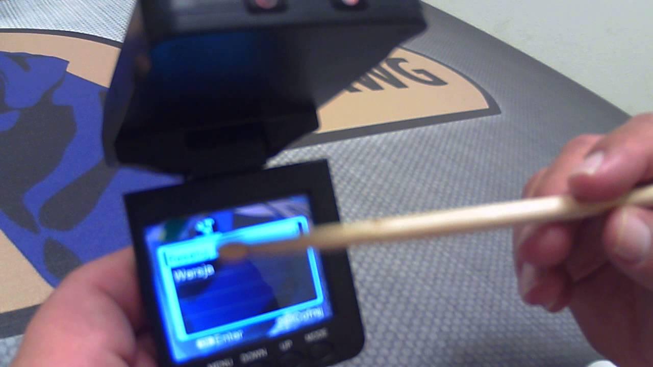 """Dual Dash Cam >> Top Dawg HD DVR Dash Camera TDDCAM-01 """"Basic Settings"""" - YouTube"""